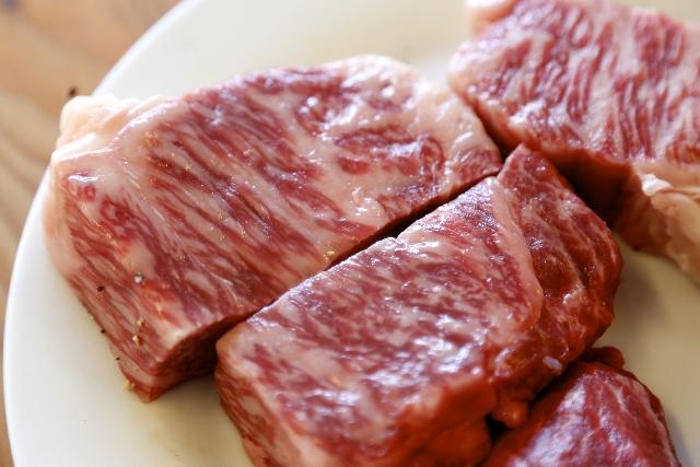 BBQの肉