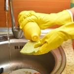 台所の排水溝の詰まり解消法