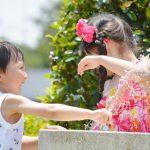 兵庫県の水遊びスポット