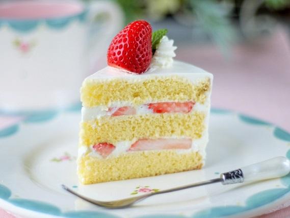 ホールケーキをきれいに切るのコツ